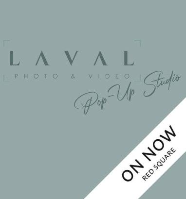 Laval Photo & Video Pop-Up Studio