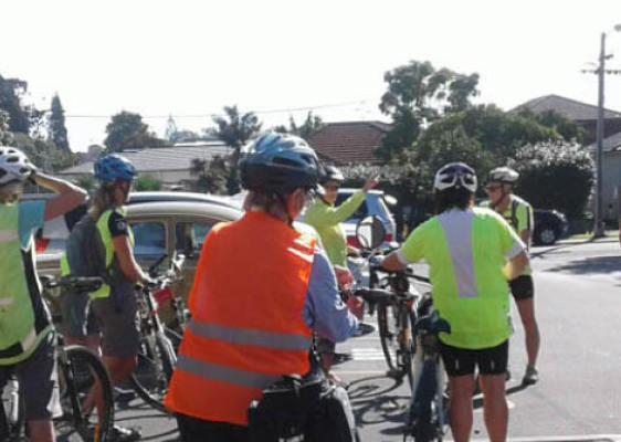 RIDE LEADER WORKSHOP