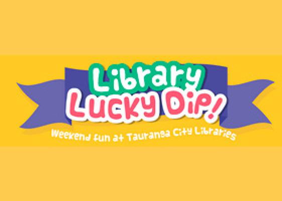 Library Lucky Dip!