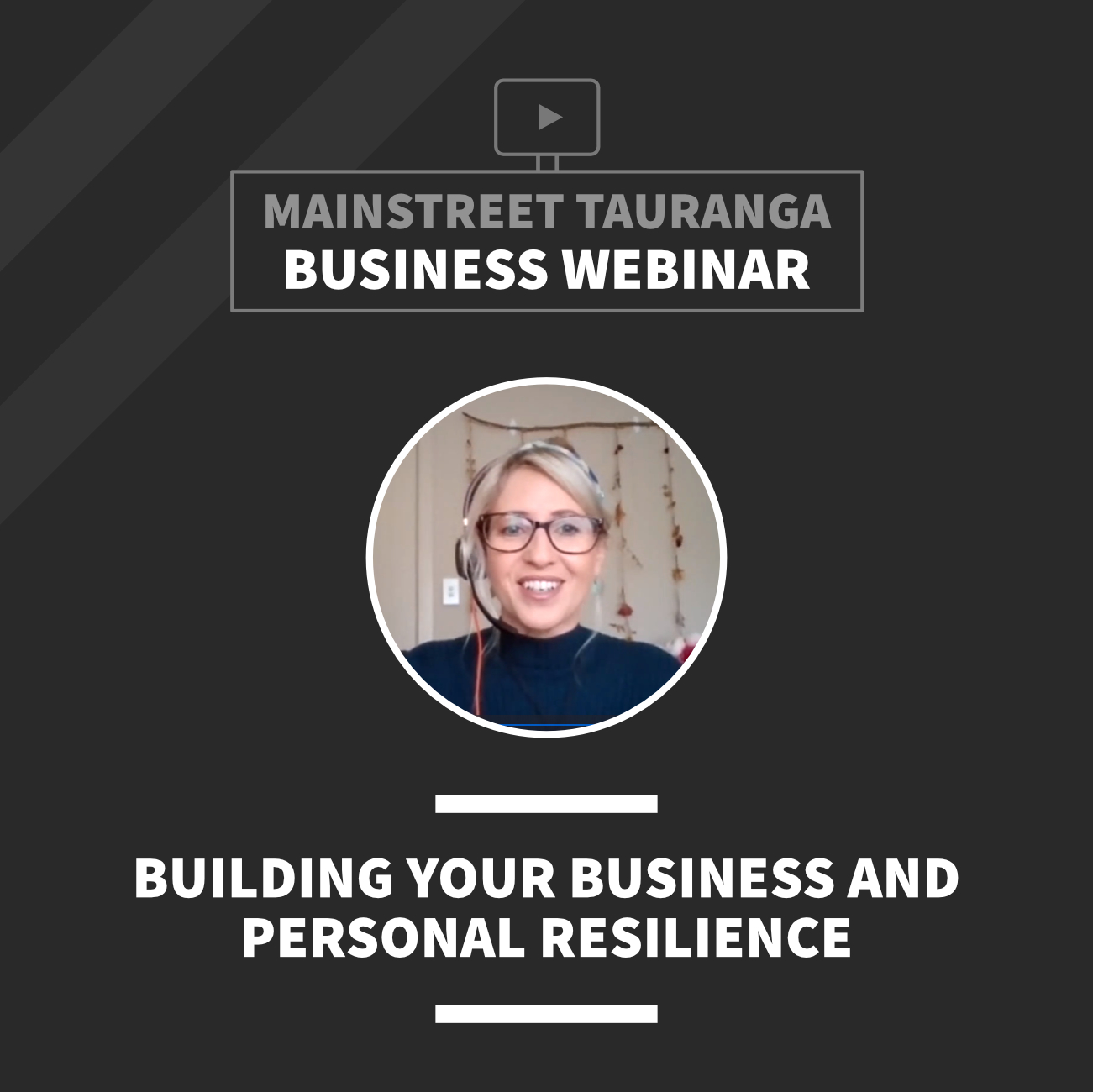 Build your business and personal resilience