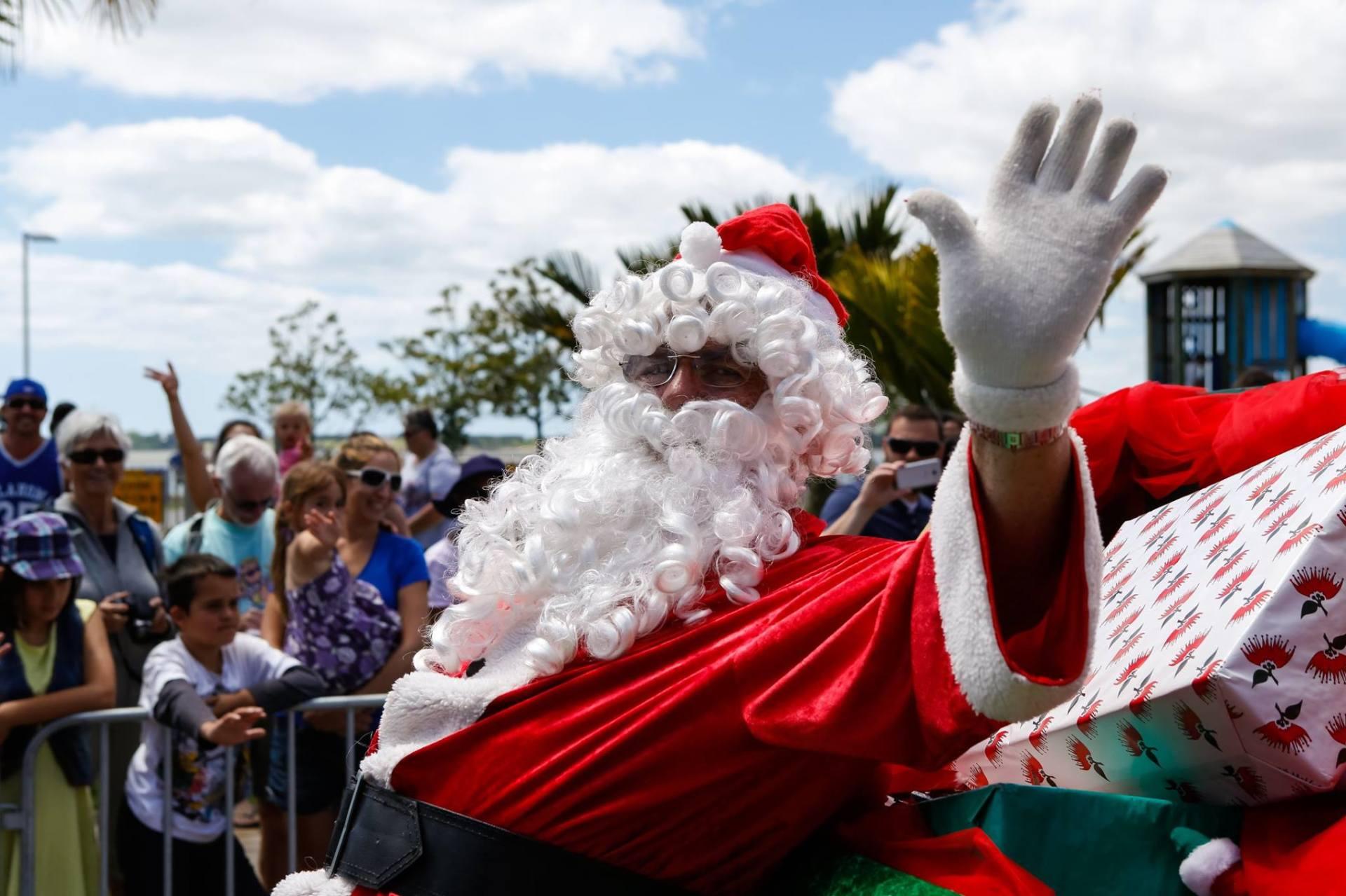 Trustpower Christmas Parade 2015