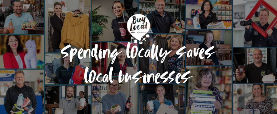 Now more than ever our local businesses need your support
