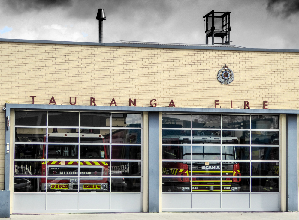 NZ Fire Service - Regional Headquarters