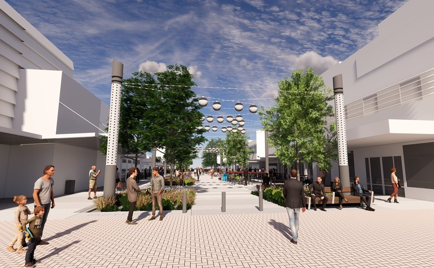 Wharf Street Upgrade