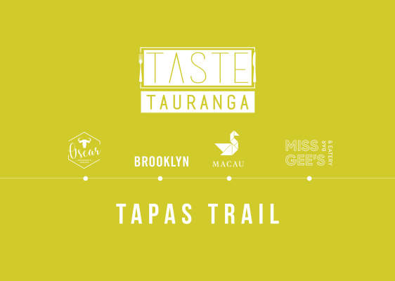 Taste Tauranga Tapas Trail 2020
