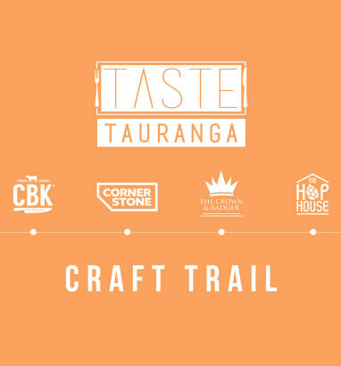 Taste Tauranga Craft Trail 2020