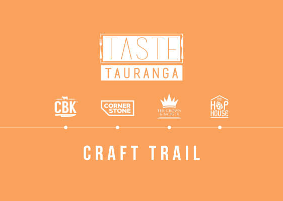Taste Tauranga Craft Trail 2020 - POSTPONED
