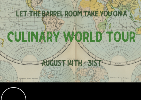 Culinary World Tour
