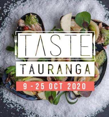 Taste Tauranga 2020
