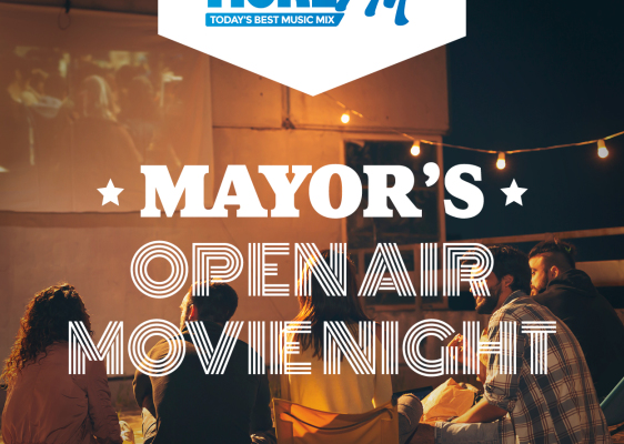 Mayor's Open Air Movie Night