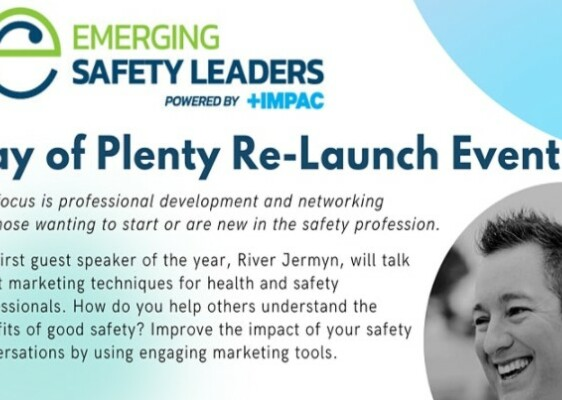Bay of Plenty Re-Launch Event for Emerging Safety Leaders