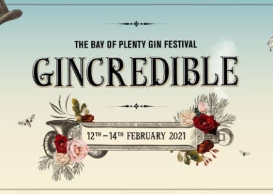 Gincredible - Bay Of Plenty Gin Festival 2021