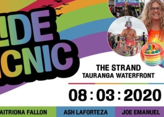 Tauranga Moana Pride Picnic 2021