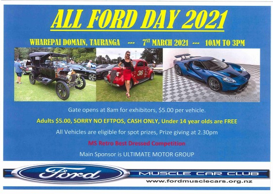 All Ford Day 2021