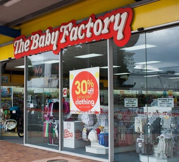 Tauranga Baby factory