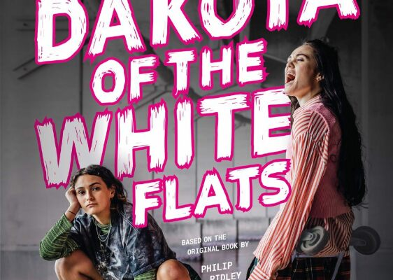 Dakota of the White Flats
