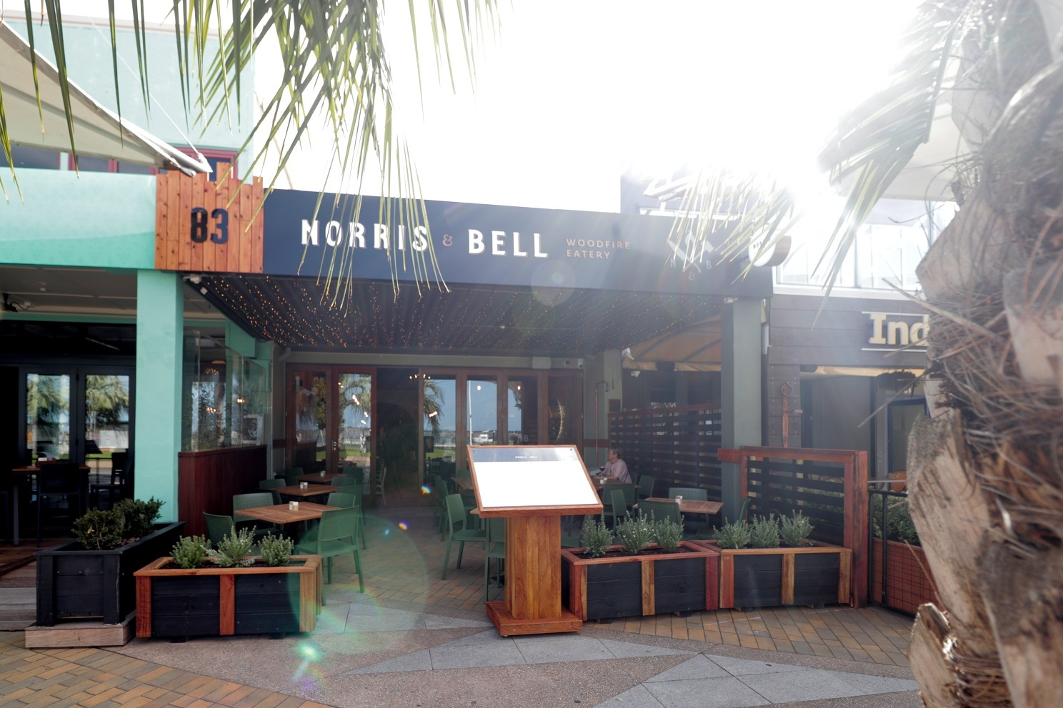 We welcome Norris & Bell Woodfire Eatery to Downtown Taurnaga
