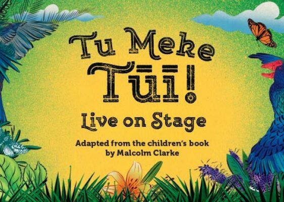 Tu Meke Tui Live on Stage