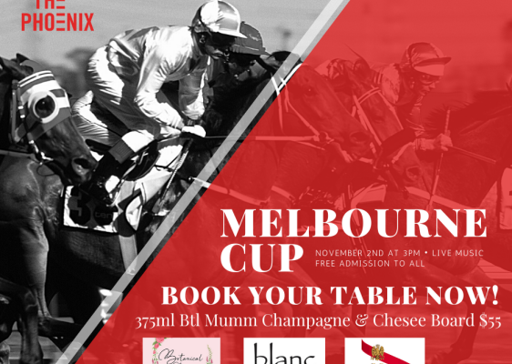 Melbourne Cup at The Phoenix