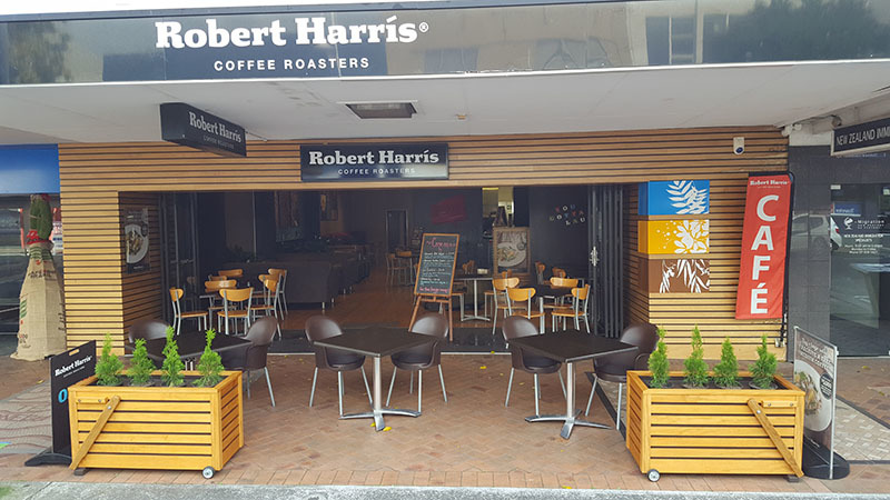 Robert Harris Coffee Roaster