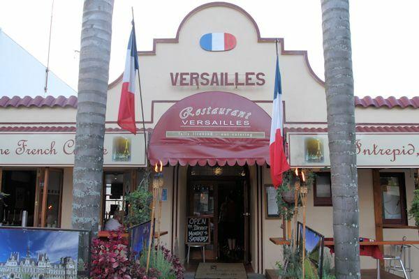 Cafe Versailles